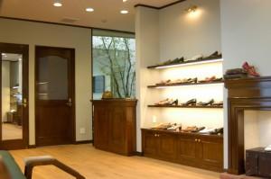 美和靴店店舗